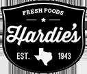 Hardie's Logo